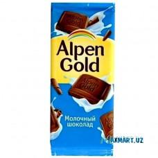 Молочный шоколад Alpen Gold «Молочный Шоколад»