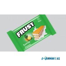 Вафли Frust ананас 1кг
