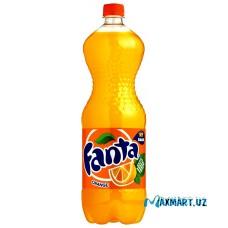 """Газированный напиток """"Fanta"""" 1л"""