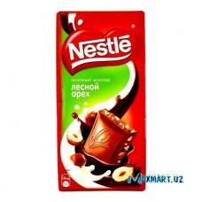 "Молочный шоколад ""Nestle"" Лесной Орех"