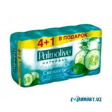 """Мыло """"Palmolive"""" Зеленый чай и Огурец 70 гр (4+1)"""
