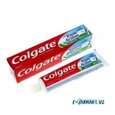 Зубная паста Colgate Triple Action 100мл