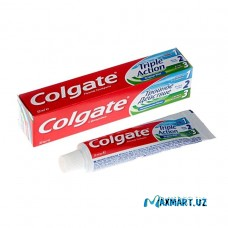 Зубная паста Colgate Triple Action 50мл