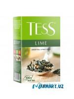 """Чай зеленый """"TESS"""" 100гр LIME"""