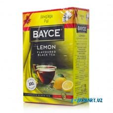 "Чай черный ""BAYCE"" 100гр лимон"
