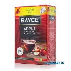 """Чай черный """"BAYCE"""" 100гр яблоко"""