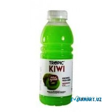 """Безалкогольный, Негазированный напиток """"Tropic"""" Kiwi 0,5л."""