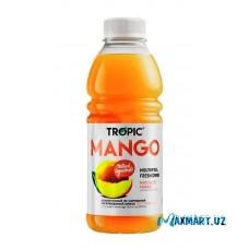 """Безалкогольный, Негазированный напиток """"Tropic"""" Mango 0,5л."""