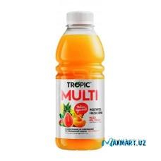 """Безалкогольный, Негазированный напиток """"Tropic"""" Multi 1л."""