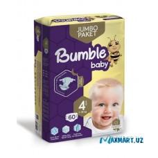 """Подгузники """"Bumble"""" 4-60шт"""