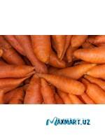 Морковь 1кг красная