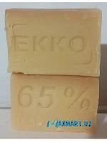 Хозяйственное мыло EKKO средний (Казакстан) 65%