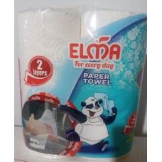 Бумажные полотенца - ELMA