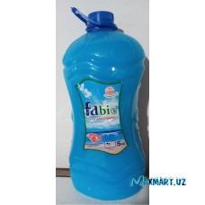 Fabio жидкий гель для стирки 5л