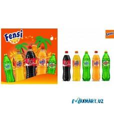 """Газированный напиток """"Fensy"""" 1.5л"""
