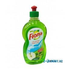 Средство Для Мытья Посуды FIONA  яблоко 500мл.