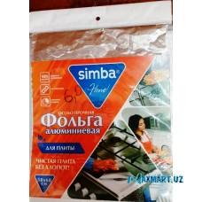 """Фольга для газ плиты """"Simba"""" 50x60см"""