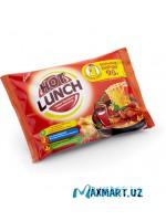 """Лапша быстрого приготовления """"Hot Lunch"""" (горький) 90гр"""