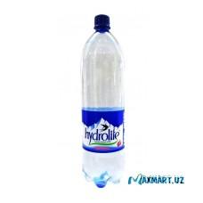 """Газированная вода """"Hydrolife"""" 1.5 л"""
