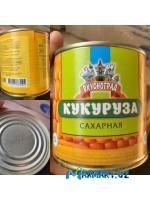 "Кукуруза сахарная ТМ ""Вкусноград"" Россия 292гр."