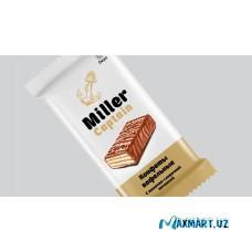 Конфеты вафельные Miller Captain с молочно-сливочной начинкой 1кг