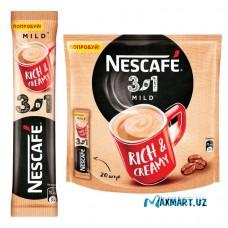 """Кофе """"NESCAFE 3 in 1"""" Mild"""