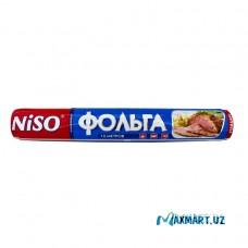 Фольга алюминиевая NISO 10м