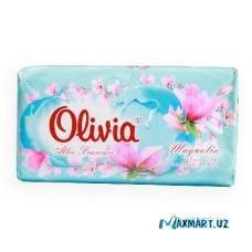 "Мыло Косметическое ""Olivia"" Magnolia 150гр."