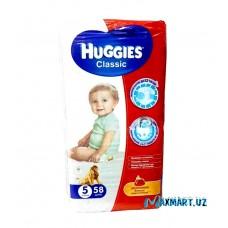 "Подгузники ""Huggies Classic"" 5-58"