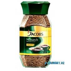 """Кофе растворимый  """"Jacobs Monarch"""" 95g"""