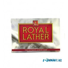 "Мыло ""ROYAL LOVER"" 150гр perl white"