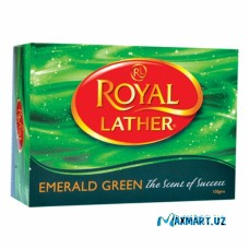 "Мыло ""ROYAL LOVER"" 150гр emerald green"