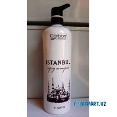 """Шампунь """"Carbon"""" ISTANBUL Город Истории 1200мл."""