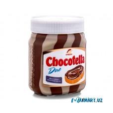 """Шоколадная паста """"Chocotella"""" Duo"""