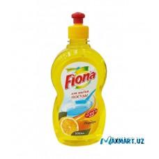 Средство Для Мытья Посуды FIONA  лимон 500мл.