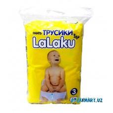 "Подгузники-трусики ""Lalaku"" 3-54"
