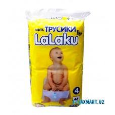 "Подгузники-трусики ""Lalaku"" 4-46"