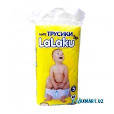"Подгузники-трусики ""Lalaku"" 5-40"