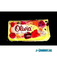 """Мыло Косметическое """"Olivia"""" Flowers & Musk 150гр."""