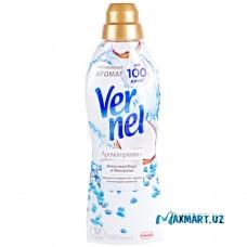 Средство для белья Vernel  Кокосовая вода и Минералы 910мл